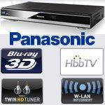 Panasonic DMR-BCT820EG test / anmeldelse