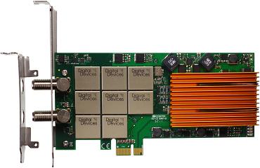 DD RESI DVB-C Modulator kort