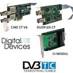 Digital Devices Cine CT V6 + DuoFlex CT