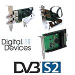 Digital Devices Cine S2 V6 + DuoFlex S2
