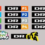 Nye DR kanallogoer