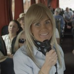 Mia Lyhne er blandt de kende skuespillere i DR2 serie