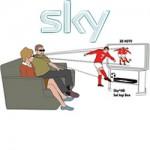 3D fodbold fra Sky