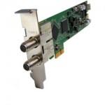 Dual DVB-S2 tuner kort til computeren