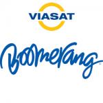 Boomerang starter hos Viasat