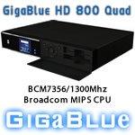 Gigablue HD Quad Test / Anmeldelse