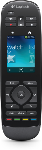 Logitech Harmony Touch Test / Anmeldelse