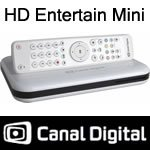 hd entertain mini canaldigital