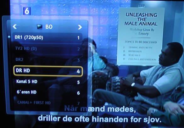 Optag 2 ting på samme tid Canal Digital HD Entertain Center