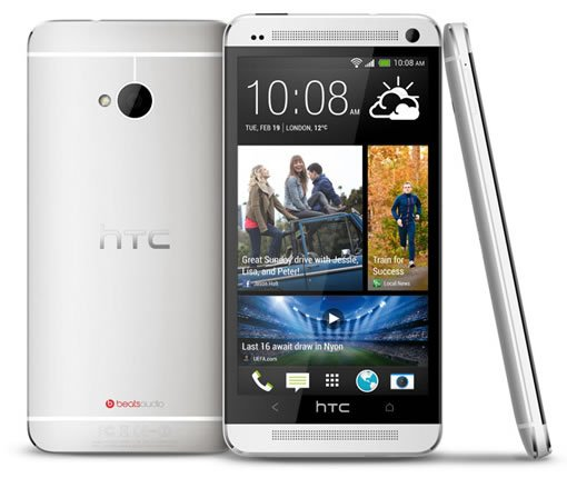 HTC ONE Full HD Skærm