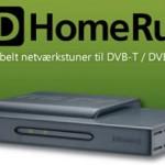 HDHomerun nu med forbedret Mediacenter support