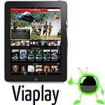 TV via iPad – Viaplay