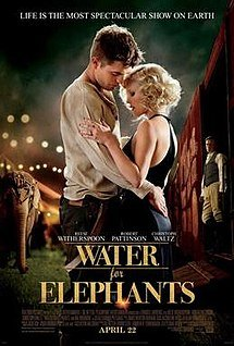 215px Water for Elephants Poster