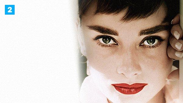 Audrey Hepburn DR TV