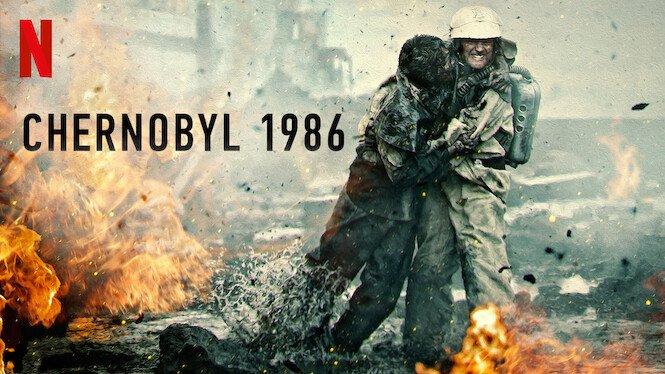 Chernobyl 1986 Netflix