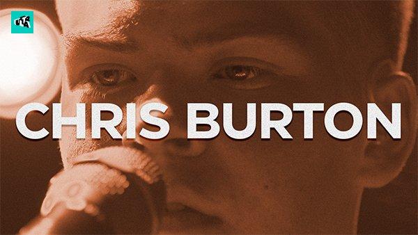 Chris Burton DR TV
