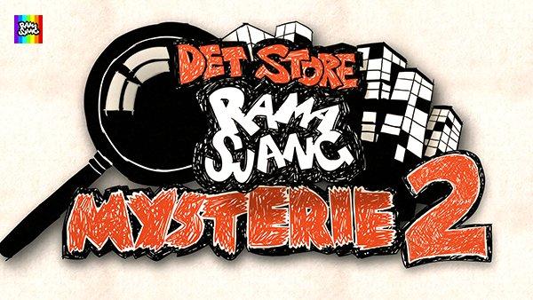 Det store Ramasjang Mysterie 2 DR TV