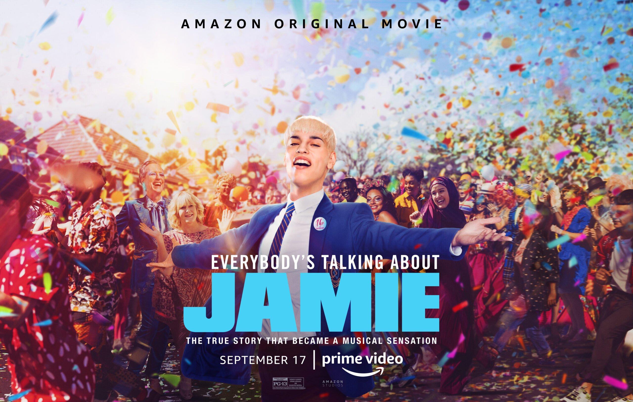 Everybody's Talking About Jamie Amazon