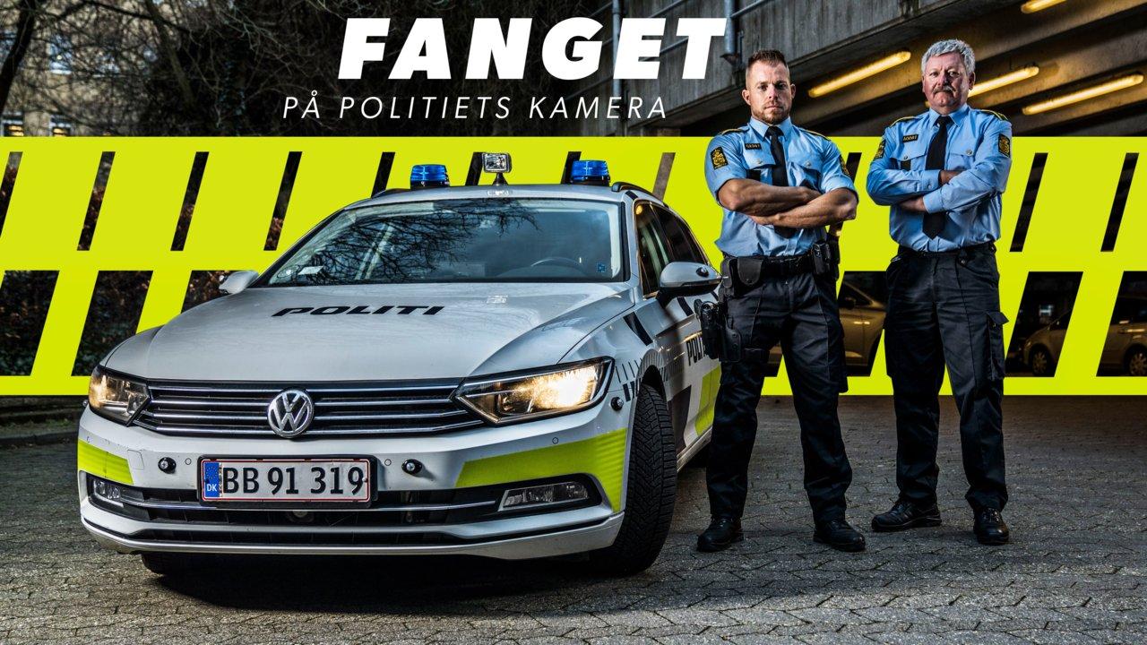 Fanget på politiets kamera - Sæson 4 dplay