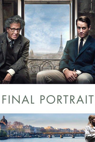 Final Portrait Viaplay