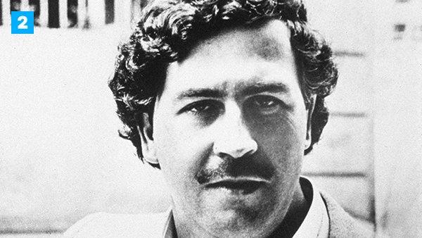Jagten på narkobaronen Pablo Escobar DR TV