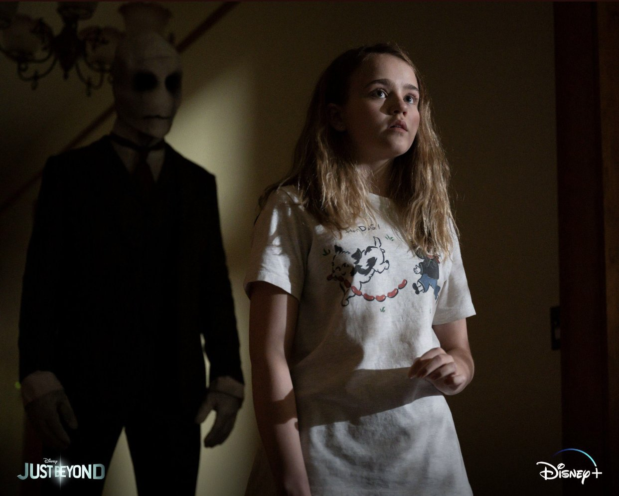 Just Beyond Disney