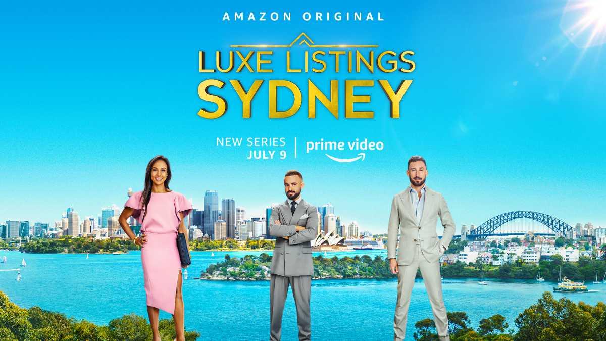 Luxe Listings Sydney Amazon