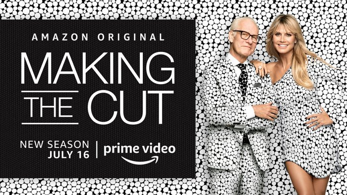 Making the Cut - Sæson 2 Amazon