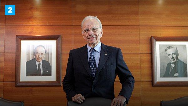Mediemogulen Murdoch DR TV