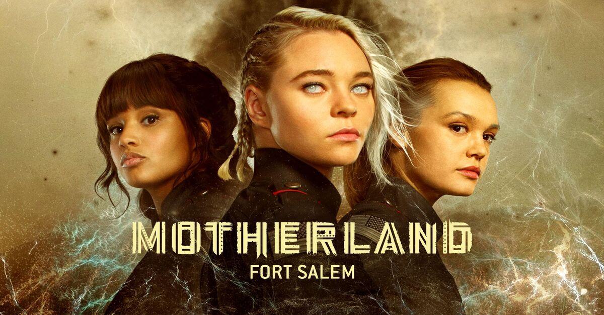 Motherland: Fort Salem Disney