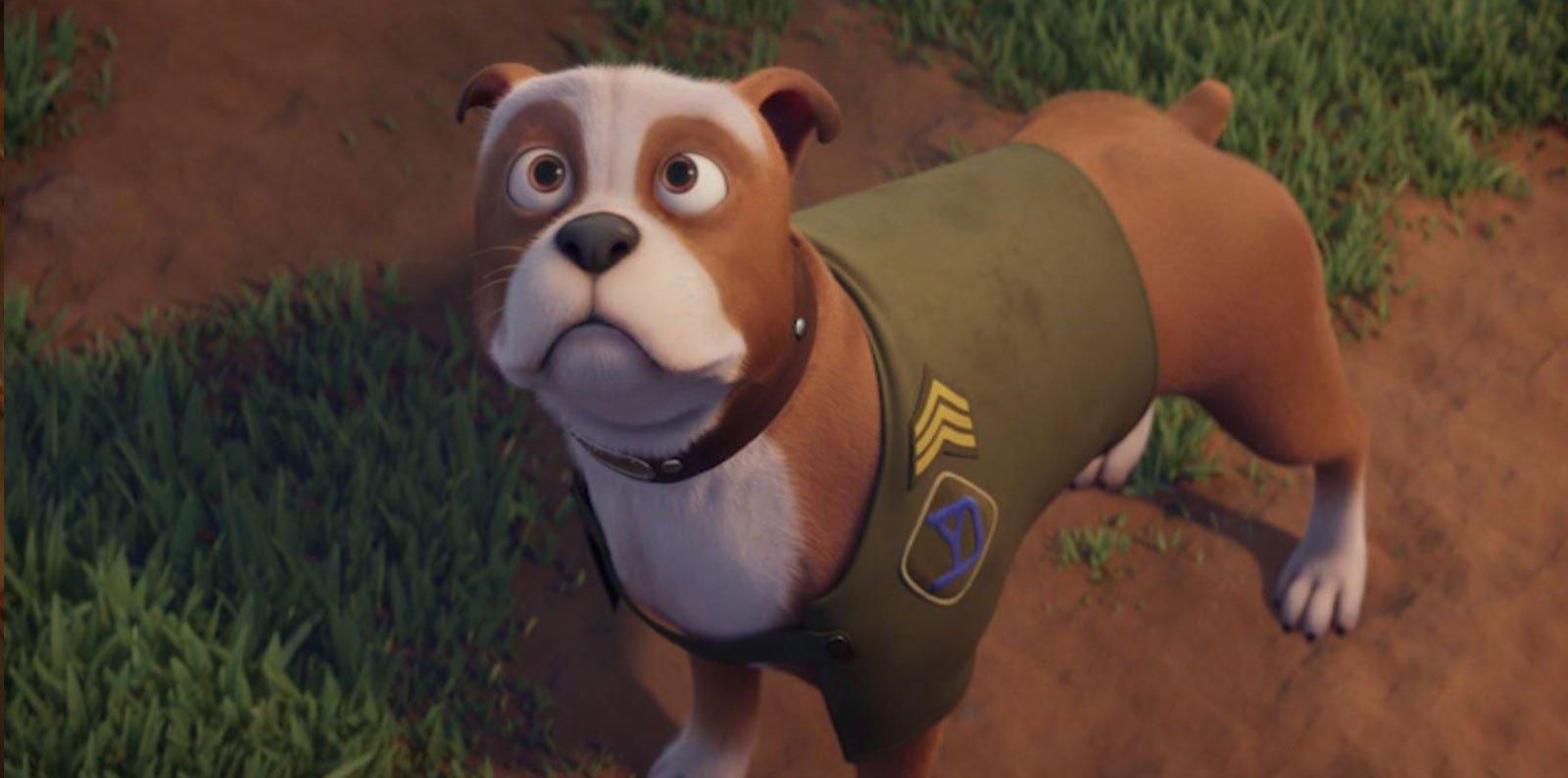 REVIEW Sgt Stubby 1