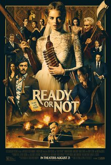 Ready or Not 2019 film poster