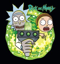 Rick and Morty: Summer Meets God HBO Nordic