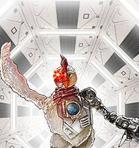 Robot Chicken - Sæson 11 HBO Nordic