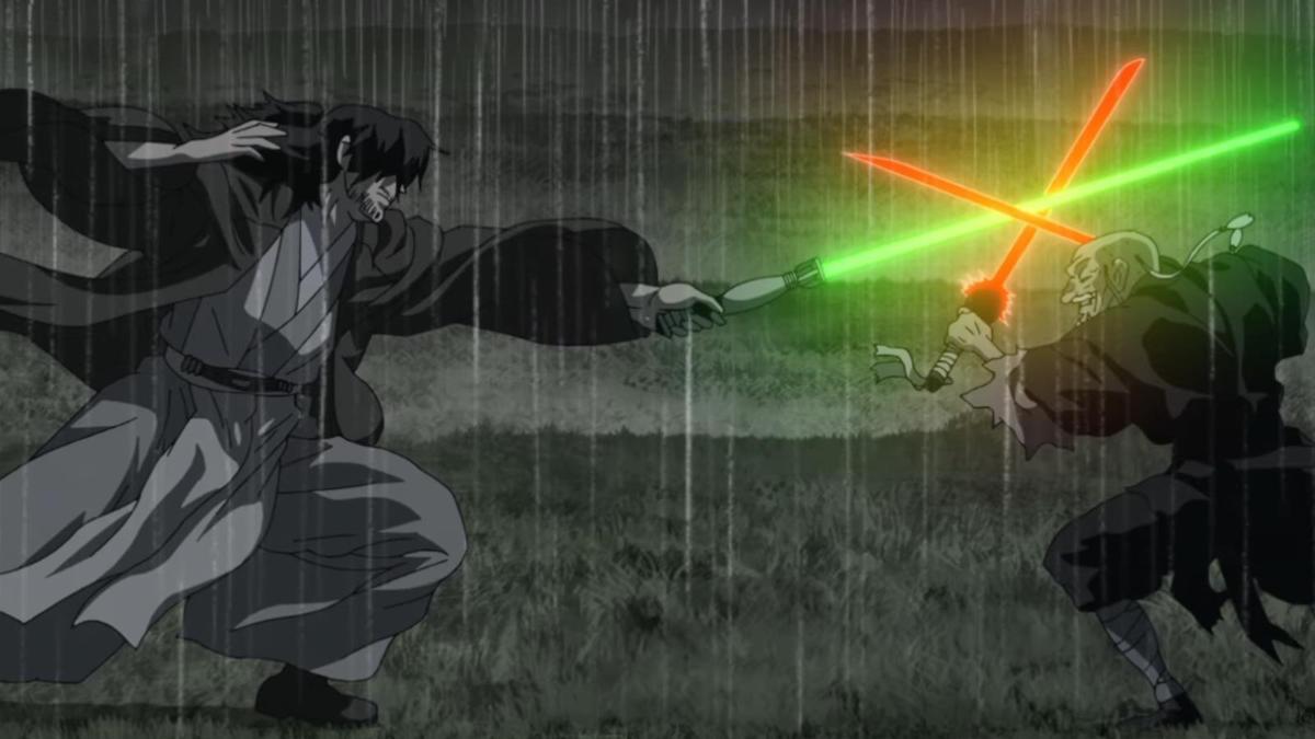 Star Wars: Visions - Sæson 1 Disney