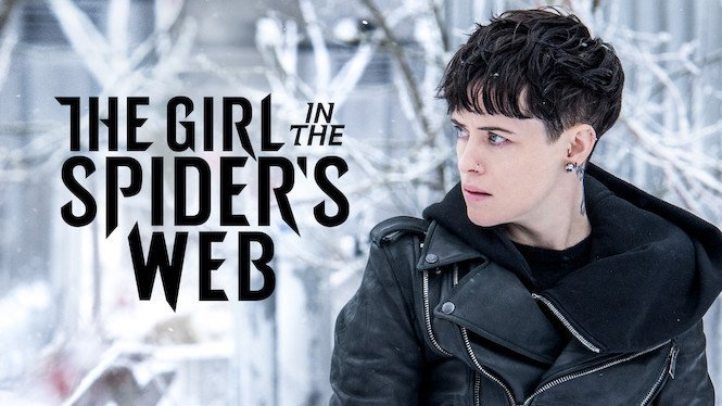The Girl in the Spider's Web Netflix