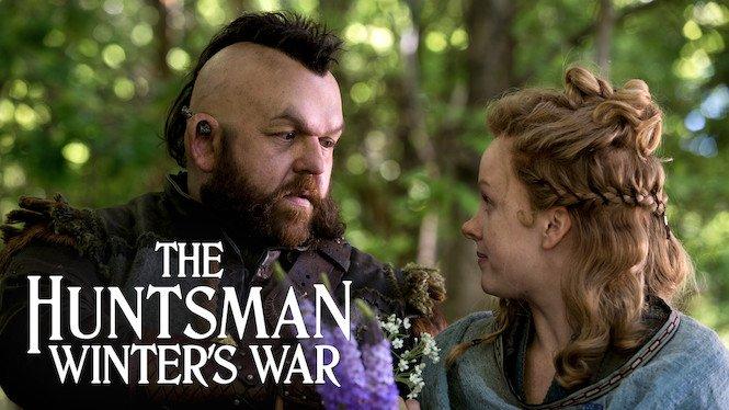The Huntsman: Winter's War Netflix