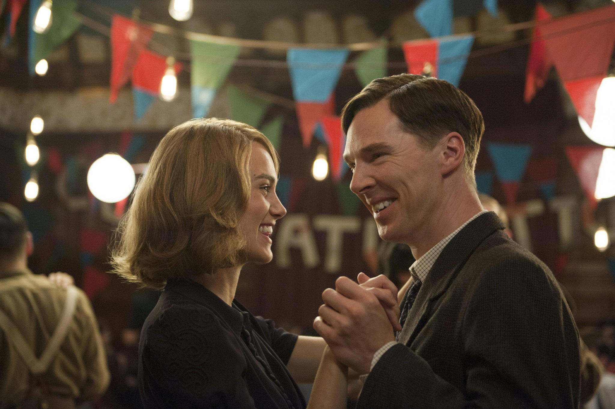 The Imitation Game C More