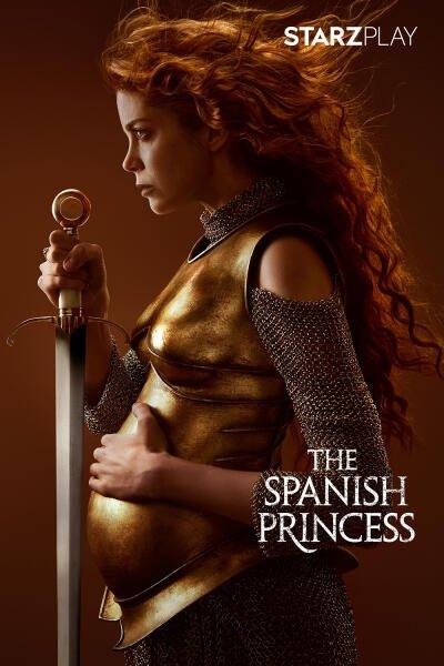 The Spanish Princess - Sæson 2 Viaplay