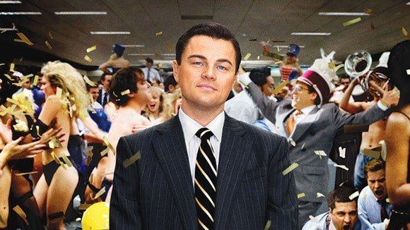 The Wolf of Wall Street C More