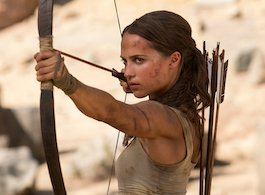 Tomb Raider Netflix