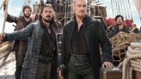 black sails season 4 john silver captain flint