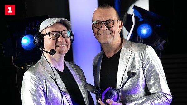 Eurovision Finale kommentatorer
