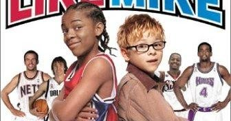 like mike cast stars characters with logo movie film DVD Front Cover Art Work Artwork