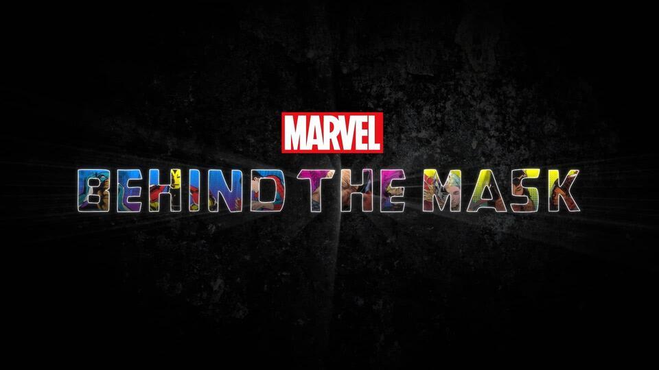 marvels behind the mask logo