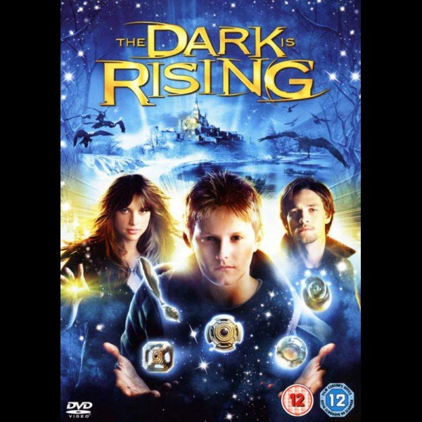 the dark is rising den sorte rytter
