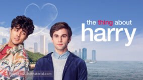 the thing about harry poster