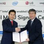 LG og Intel samarbejder om WiDi trådløs tv streaming