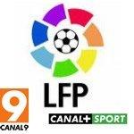 CANAL9 og CANAL+ forlænger La Liga-rettigheder til 2015