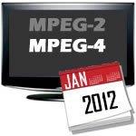 Fra MPEG-2 til MPEG-4 2012